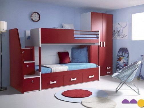 Quand on vit dans une petite maison ou dans un appartement peu spacieux l 39 optimisation de l - Ou mettre son lit dans une chambre ...