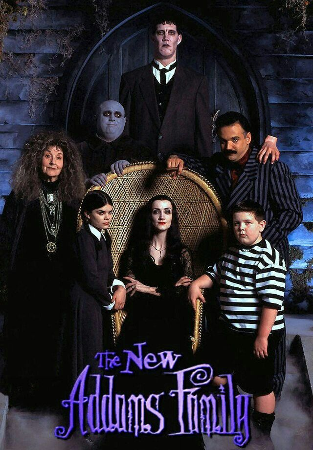 The New, Addams Family