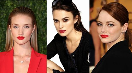 Red lipstick inspirations