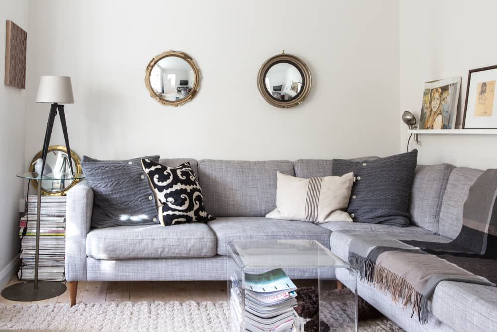 30 Absolutely Brilliant Ideas & Solutions for Your Small Living Room images
