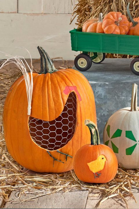 these pumpkin carving ideas are so easy it s scary halloween