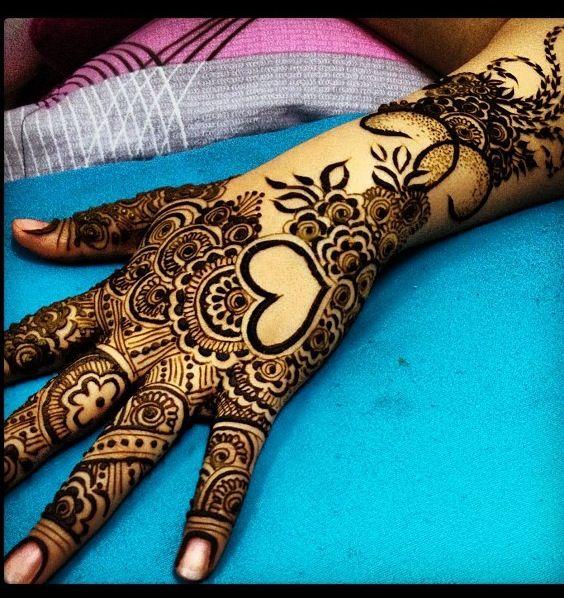 Mehndi For Love : Love henna pinterest hennas mehndi and mehendi