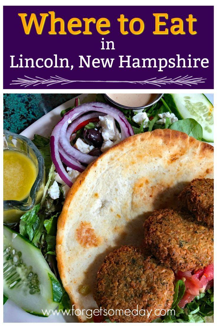 Lincoln Nh Restaurants Travel Tips Destinations White
