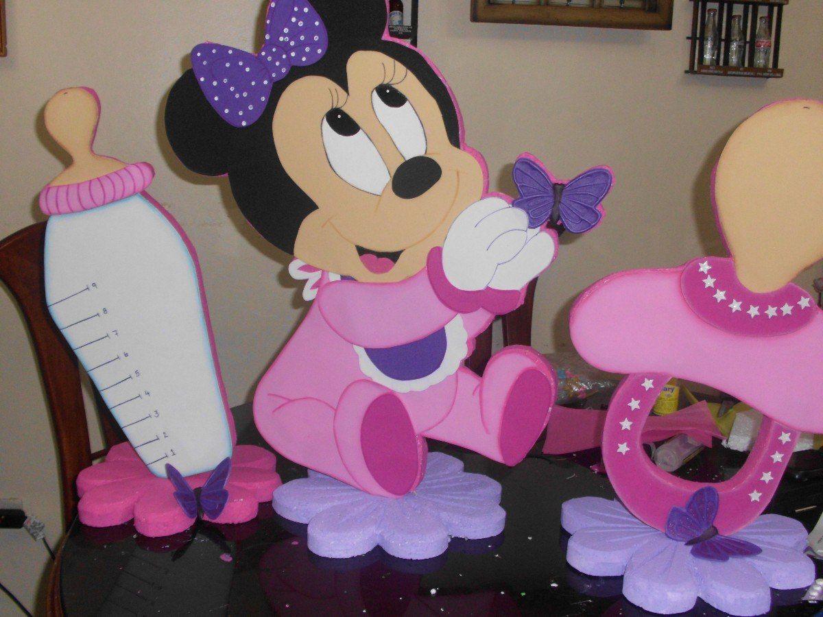 Decoraciones para baby showers en foamy baby showers for Decoracion habitacion bebe goma eva