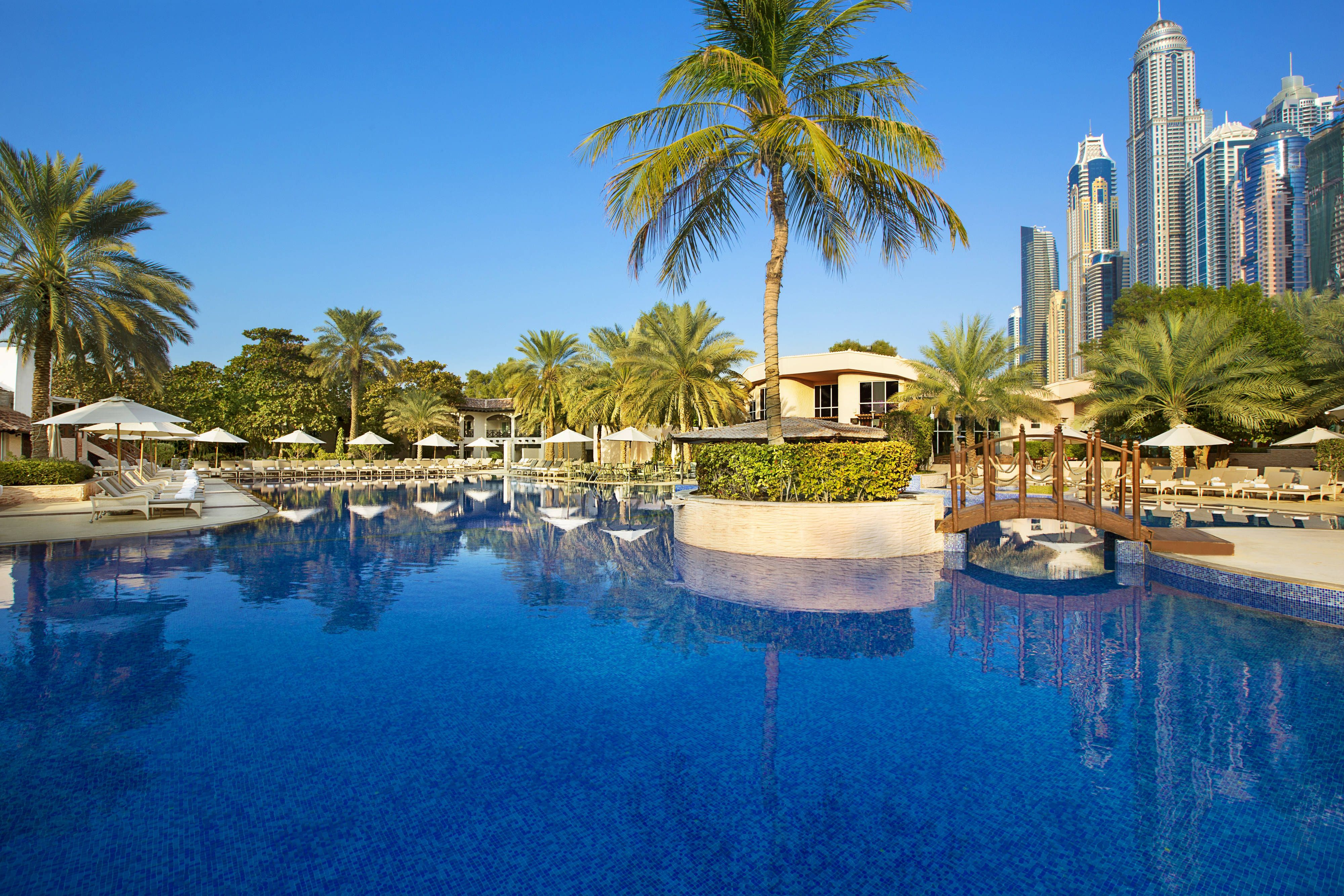 отель habtoor grand resort spa 5 дубай