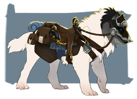 Photo of Official Tokota Tack for Helios Estate by Ecanusiofiel on DeviantArt