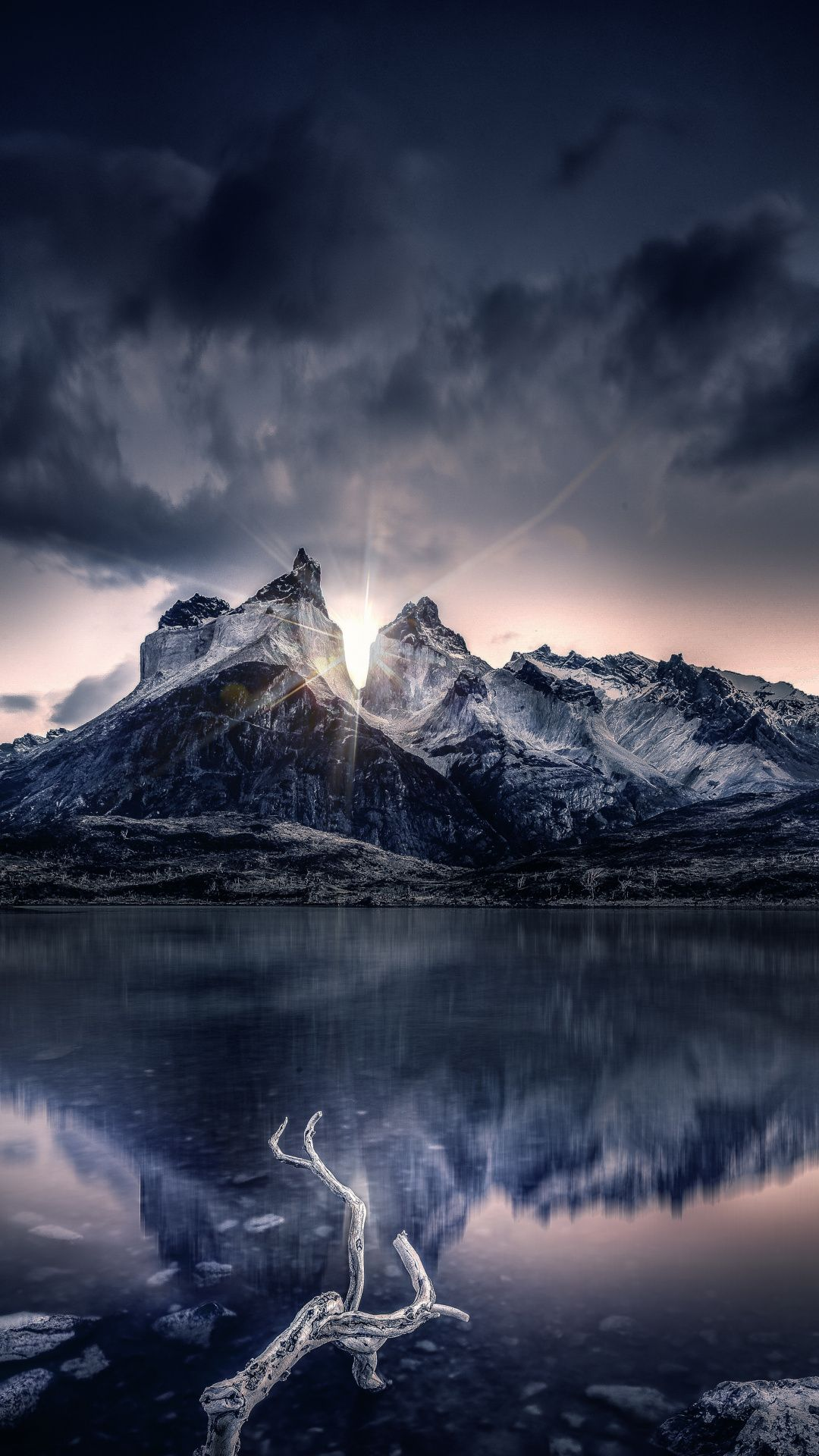 Mountains Lake Reflections Clouds Nature 1080x1920 Wallpaper Snow Wallpaper Iphone Iphone Wallpaper Mountains Mountain Wallpaper
