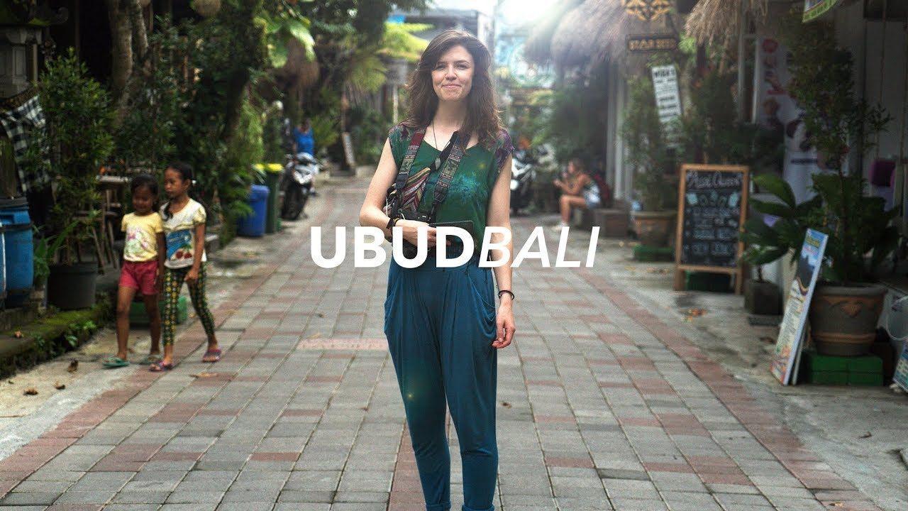 TRAVELLING TO UBUD BALI FOR WORK (DIGITAL NOMAD) Digital