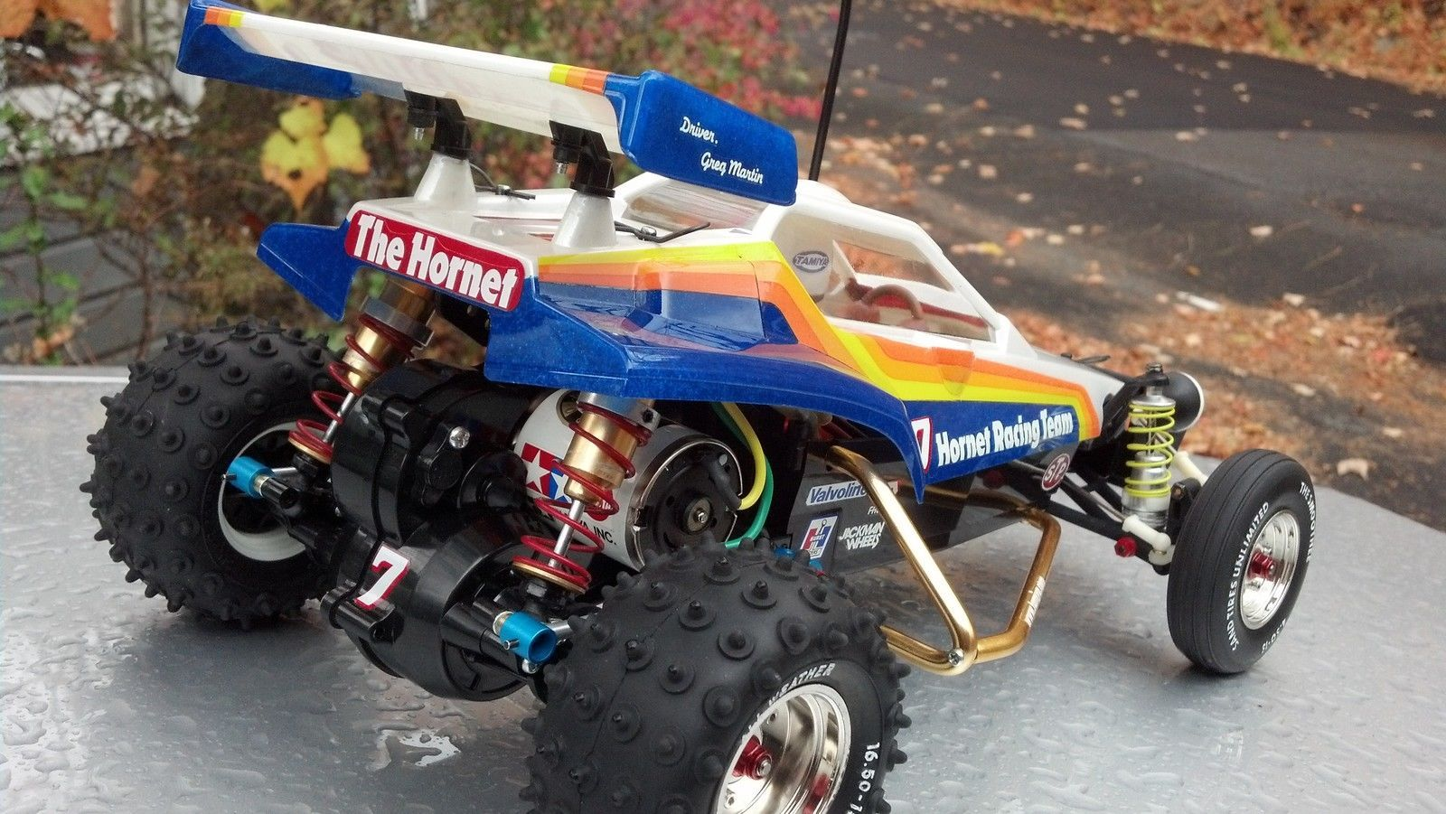 Vintage Tamiya Hornet Upgraded By Michaelplatypuss All New Frog