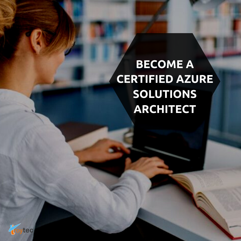 a certified Azure solutions architect https//www