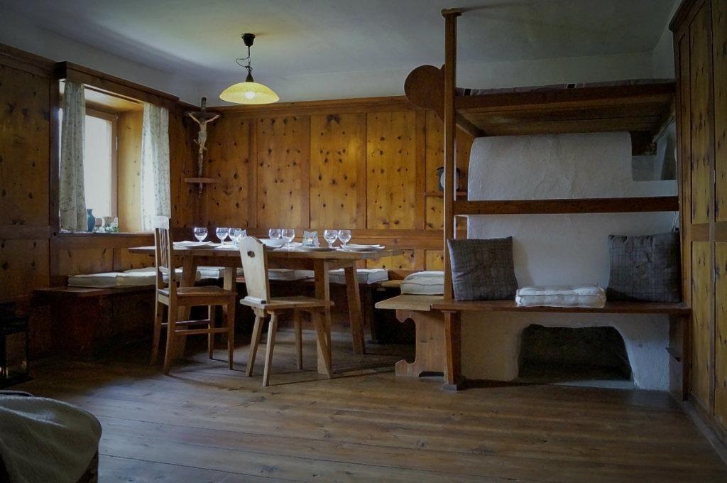 Schmugglernest Tuxer Alpen, Bauernhaus für 2 9 Personen