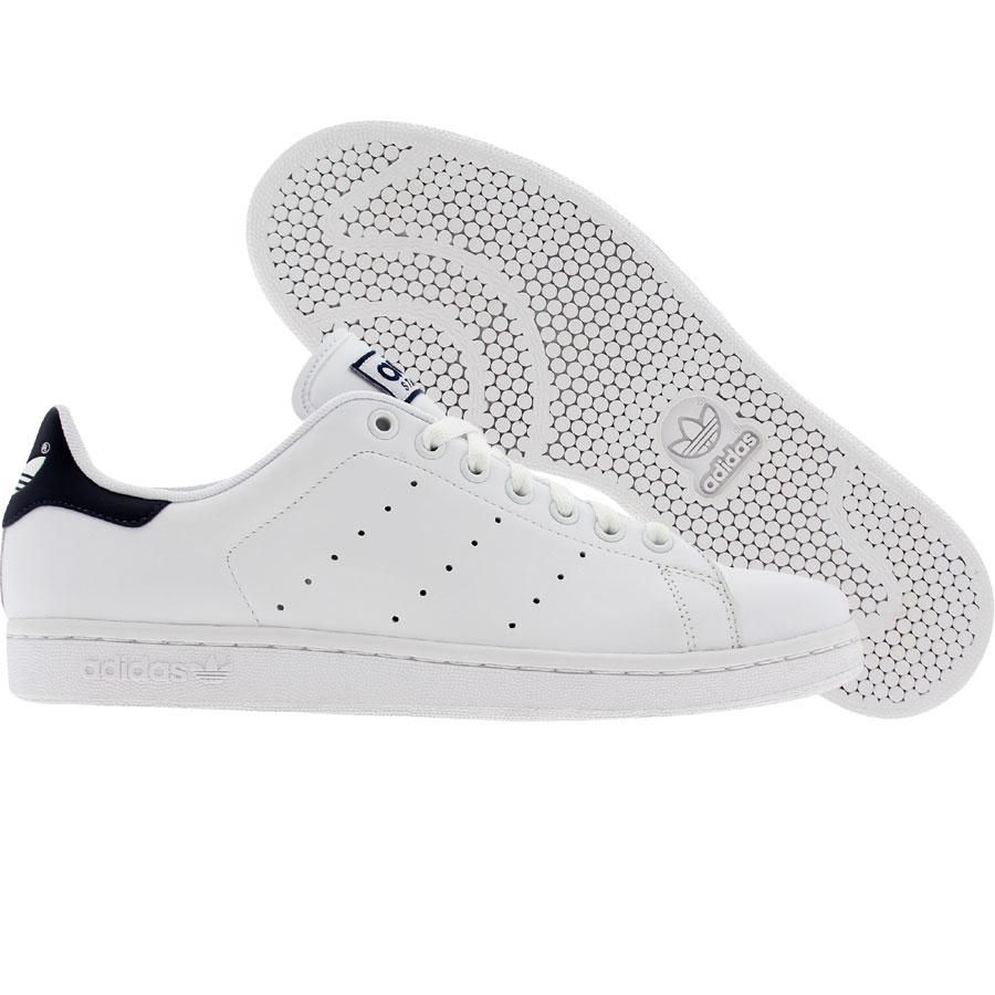 Adidas Stan Smith 2 (white / new navy) G17080 - $59.99