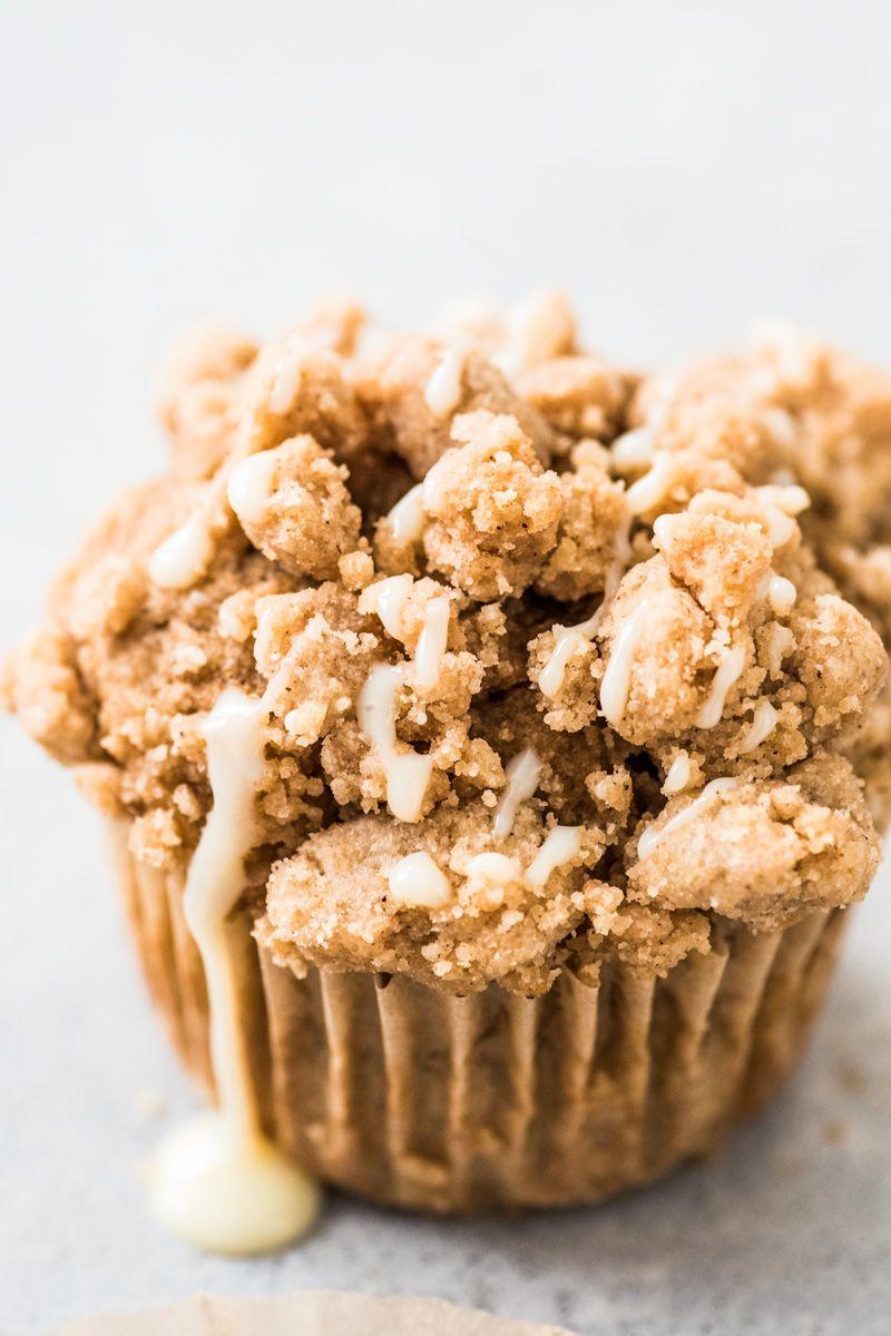 Cinnamon coffee cake muffins recipe coffee cake