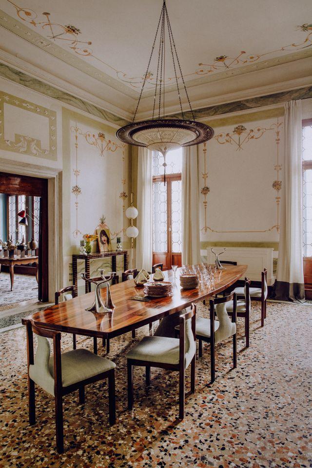 Un palazzo baroque à Venise Interiors Of Dreams Pinterest