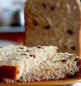 Old-Fashioned Cinnamon Raisin Bread