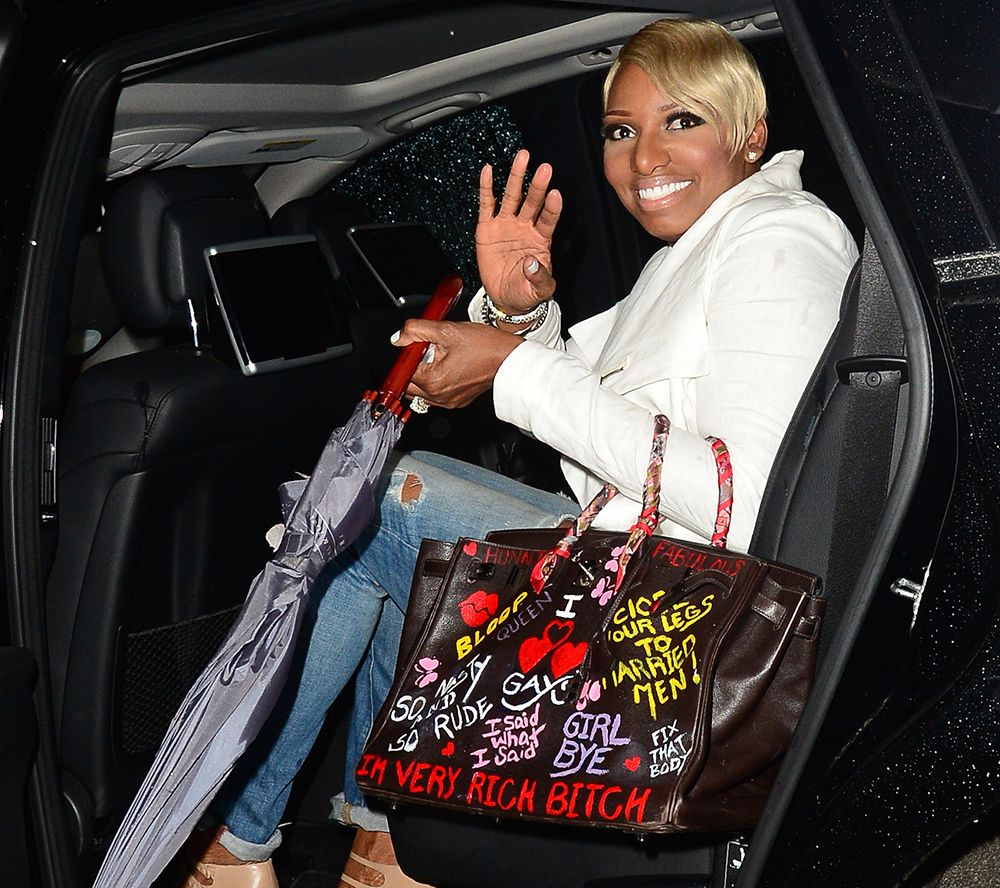 be511e2ab5 Nosee Rosee  NeNe Leakes Has A Bone To Pick With Wendy Williams...   PURSEPROBLEMS
