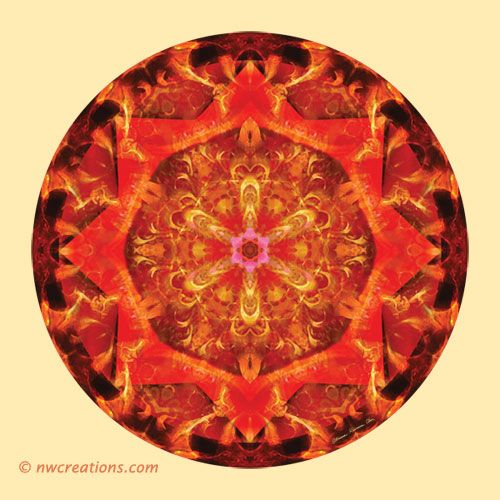 Mandala Monday - Mandalas from the Heart of Transformation - Part 2 - http://bit.ly/1nagUuD -Mandalas from the Heart of Transformation 7  © Atmara Rebecca Cloe and New World Creations -  Purchase prints and gifts at http://www.zazzle.com/New_World_Creations?rf=238526469533245868
