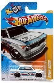 Hot Wheels Bmw 2002 White 21 247 By Mattel 1 49 Bmw 2002 Bmw