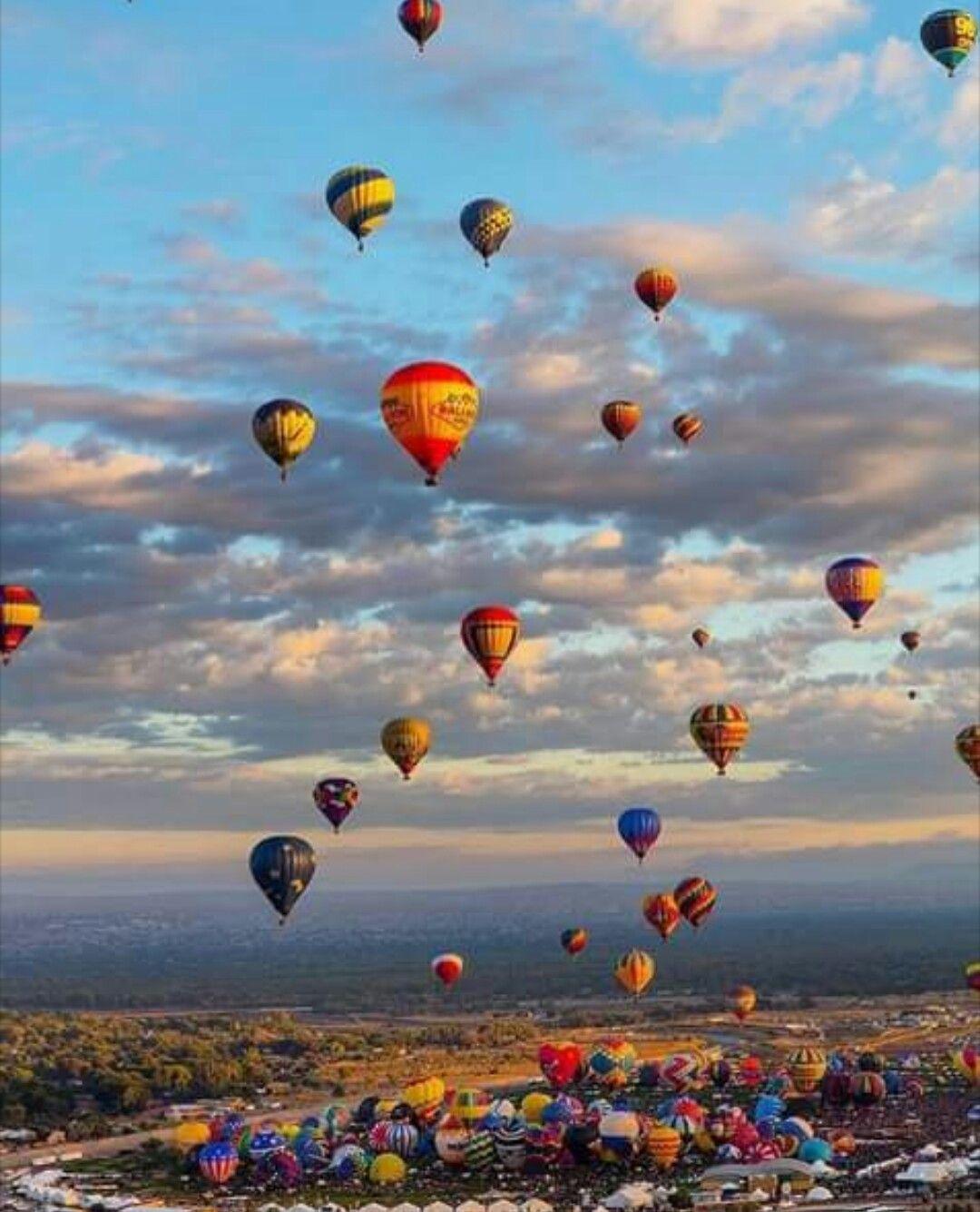 photo by vistanatural Albuquerque balloon festival, Fun