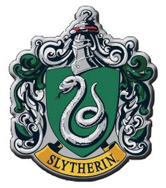 Slytherin Cross Stitch Pattern, Harry Potter Cross Stitch Pattern, Modern Cross Stitch, Pdf Format, Instant Download