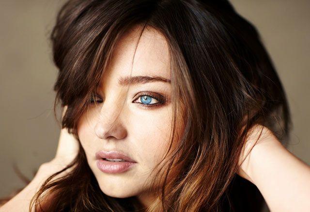 Miranda Kerr - Beautiful Blue Eyes
