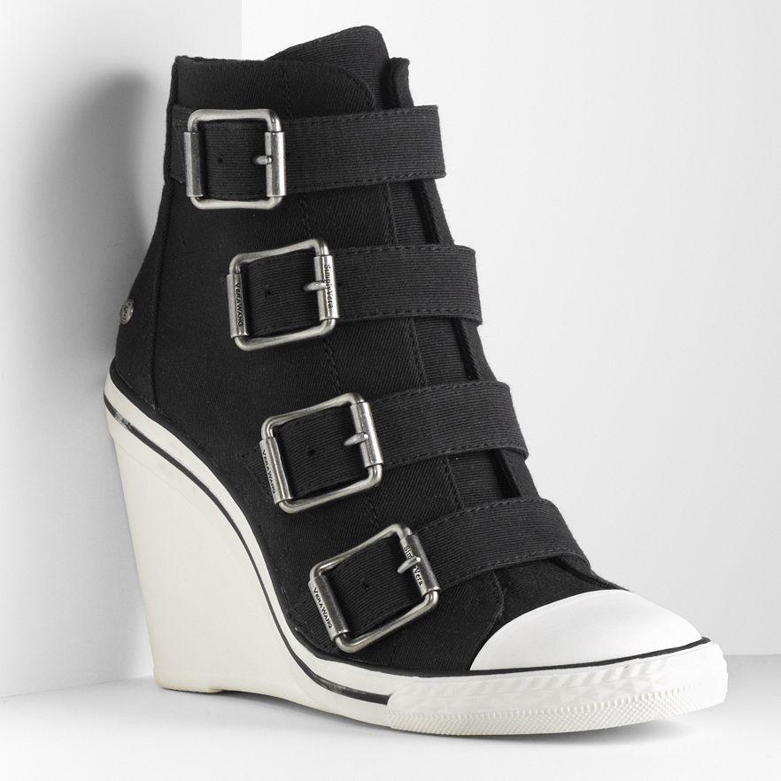 Simply Vera Vera Wang Wedge Sneakers
