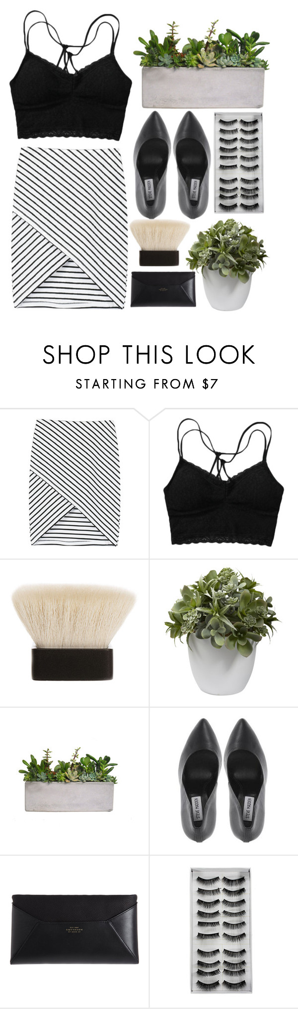 """""""barkley"""" by unicornskitkat ❤ liked on Polyvore featuring mode, WithChic, Claudio Riaz, Nearly Natural, Smythson, women's clothing, women, female, woman en misses"""