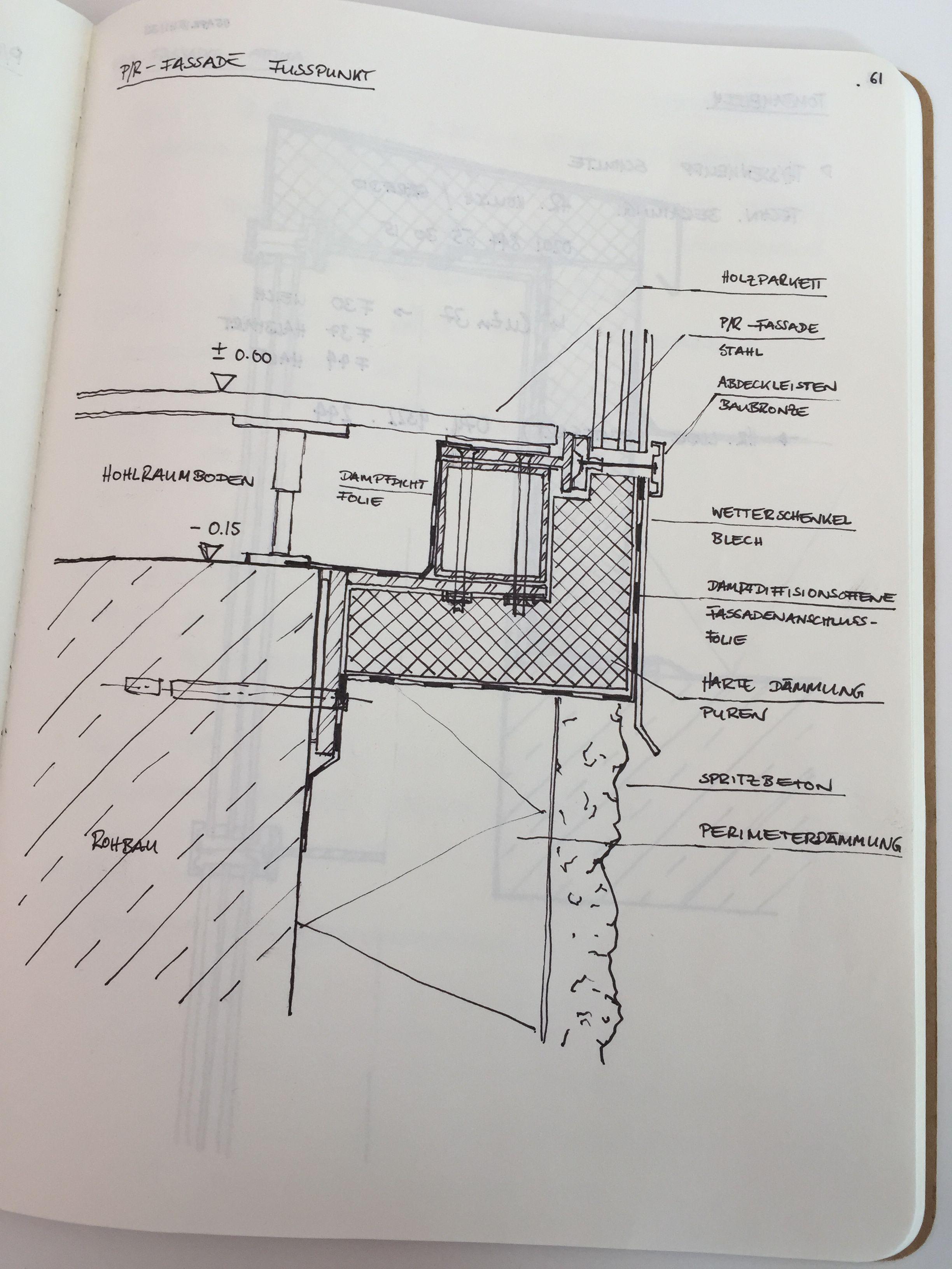 Arde 16 PR Fassade Steel Stahl Glas Architecture