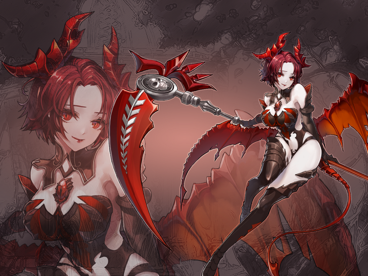 King S Raid Wallpapers Only Found 9 From The Kr Forum Fantasy Images Anime Raid