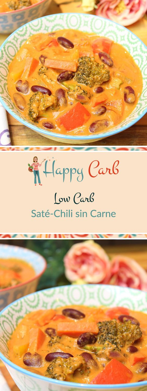 sat chili sin carne rezept low carb vegetarische rezepte von happy carb. Black Bedroom Furniture Sets. Home Design Ideas