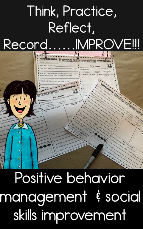 Autism Behaviors Do They Reflect >> Social Skill And Behavior Practice Reflection And Improvement