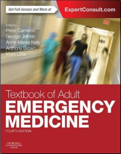 Textbook Of Adult Emergency Medicine 4th Edition  Pdf