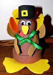 28 Turkey Crafts for Kids: Fantastic Kids' Thanksgiving Activities #turkeyprojectsforkids