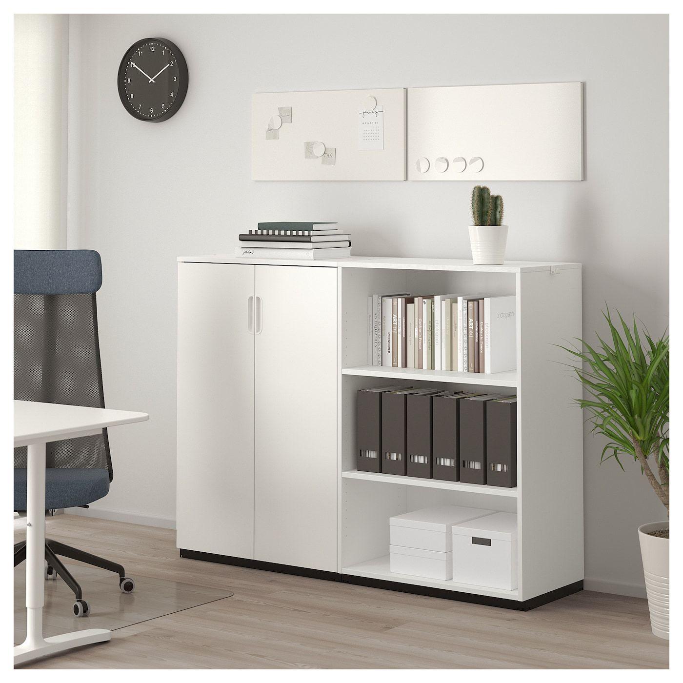 IKEA GALANT Storage combination white in 2020 Ikea