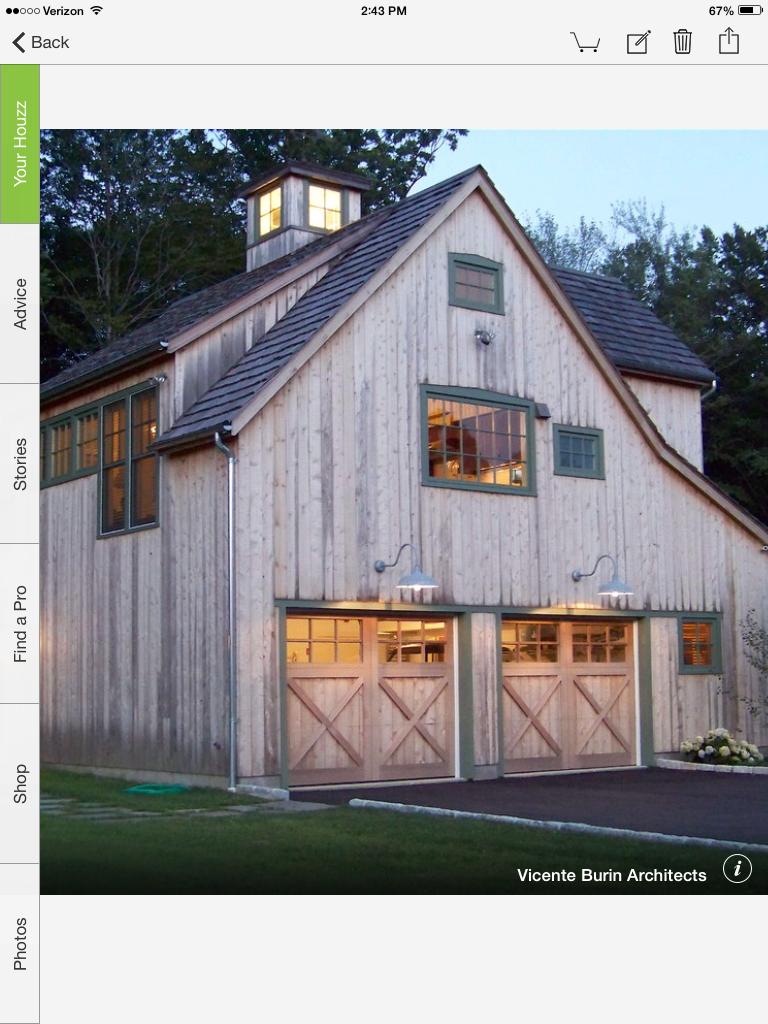 pin by carol albano on barn shed roof design garage furniture rh pinterest com au