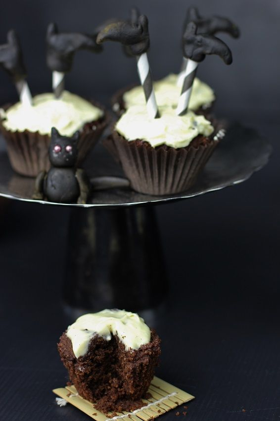 Witches Boots Cupcakes from @MyKitchenStories