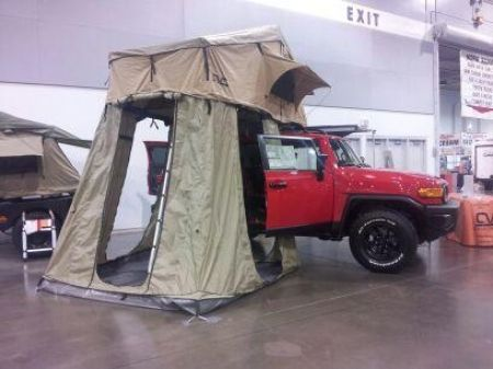 .theadventureportal.com Mt. Shasta Roof Top Tent Cascadia Vehicle Tents $1395.00 & www.theadventureportal.com Mt. Shasta Roof Top Tent Cascadia ...