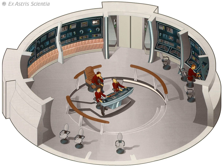 Star trek uss enterprise ncc refit 1 scale model - Shot Of Warp Core Of U S S Enterprise Ncc 1701 Refit Star Trek U S S Enterprise Ncc 1701 A Pinterest Star Trek Trek And Starship Enterprise