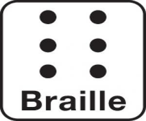 Introduce your students to the Braille alphabet and the
