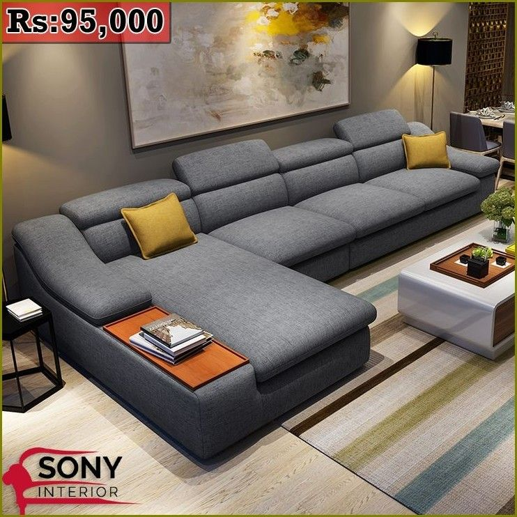 modern l shaped sofa in karachi modern designs in karachi pakistan rh pinterest com