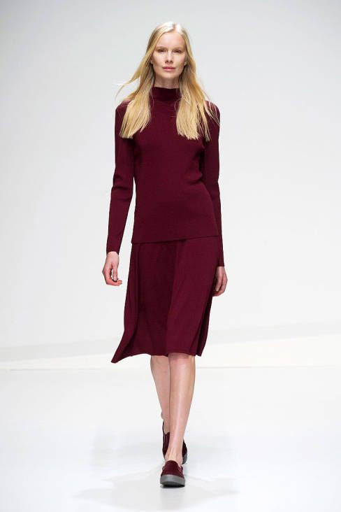 Stefanel Fall 2014 Ready-to-Wear Collection