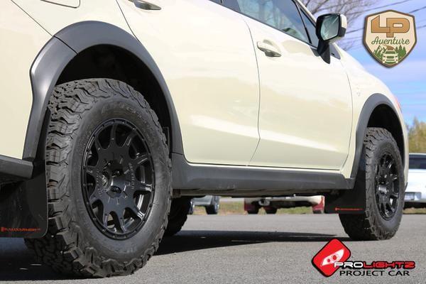 2016 Crosstrek Prolightz Project Car Subaru Models