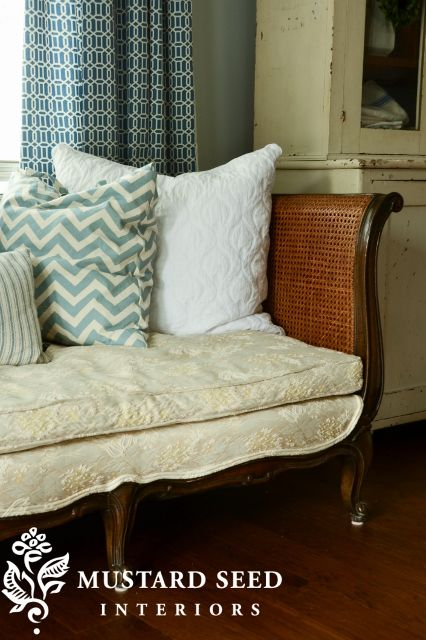 french daybed reveal miss mustard seed love this daybed small rh pinterest com