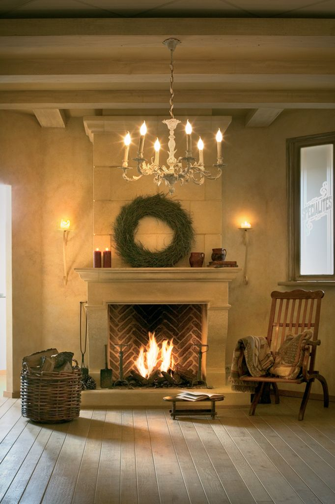 Small Gas Log Fireplace | Fireplace | Pinterest | Gas logs, Indigo ...