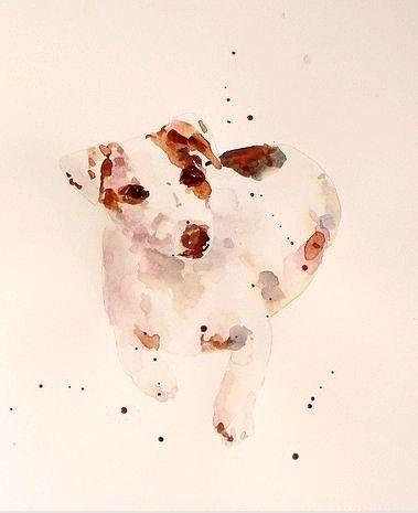 Alison Fennell,英国南威尔斯的自由画家,1994年开始作画,主要作品为动物,人体,风景,花卉等,自学成才,而且…还是个业余按摩师