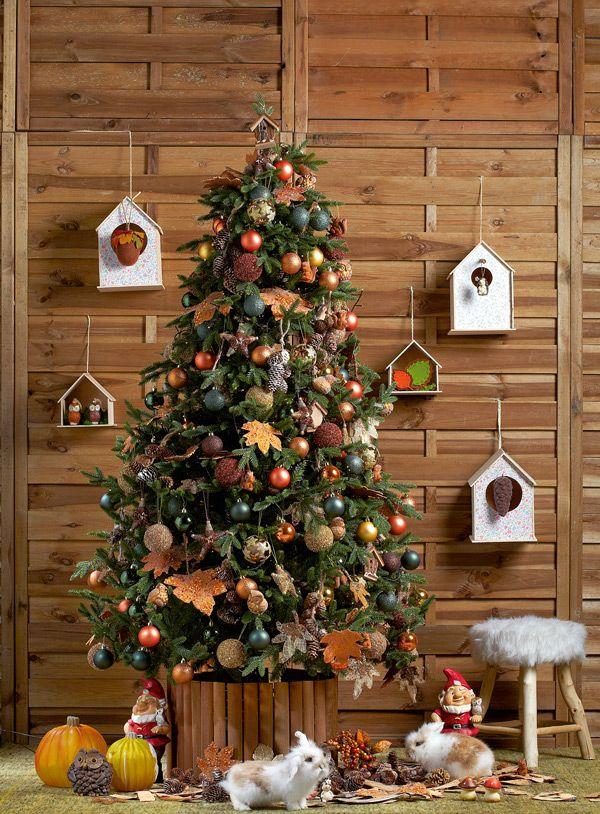 Caba A Bosque 1red Arbol De Navidad De Leroy Merlin