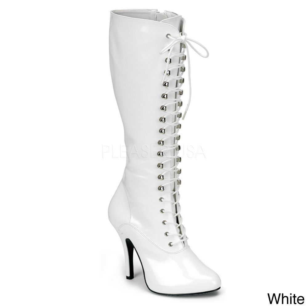f56fba86c Funtasma Women's 'Arena-2020' Lace-up Knee-high Boots | hm | Shoes ...