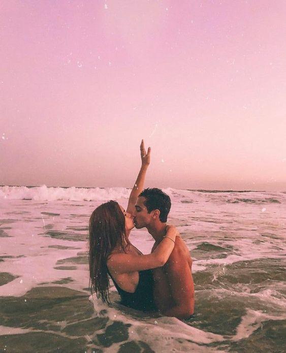 Poses Tumblr para tomarte con tu pareja. Fotografías para sacarte con tu novio