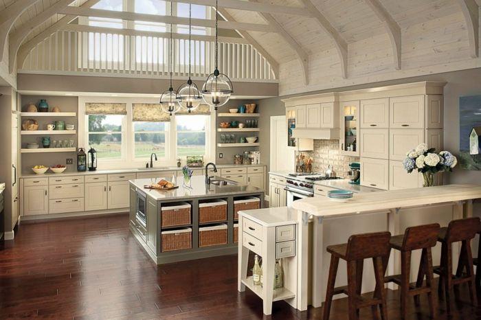 ▷ 1001+ Ideas de cocinas rusticas cálidas y con encanto   Cocinas ...