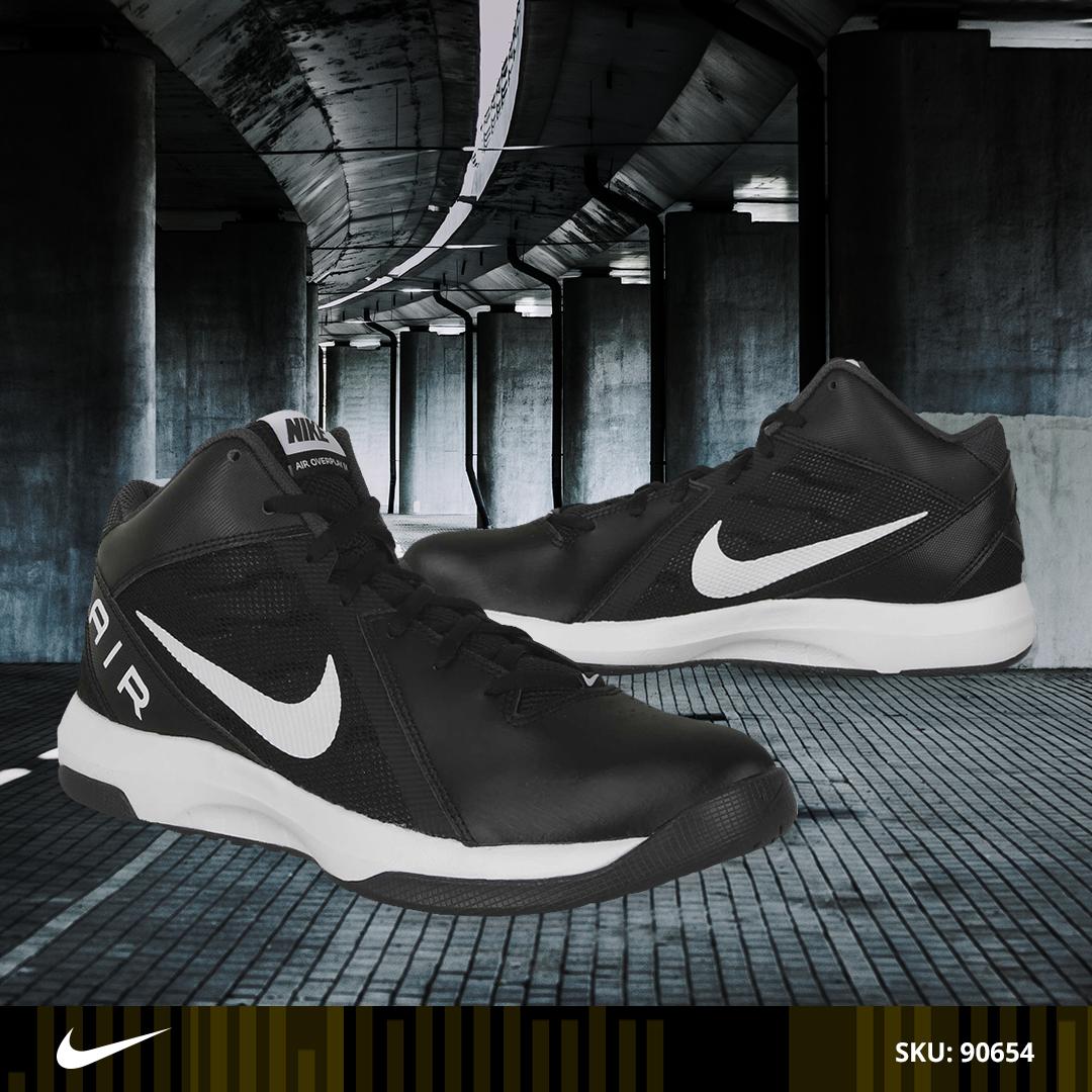 Zapatillas Nike The Air Overplay en Platanitos.com #Peru ...